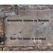 """Predstavljanje dosadašnjih rezultata projekta: """"Život na rimskoj cesti"""""""