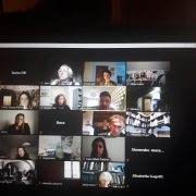 Sudjelovanje na video konferenciji
